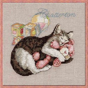 Chatterton broderie